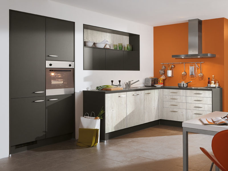 impuls k chen aufbauanleitung action wandrek industrieel. Black Bedroom Furniture Sets. Home Design Ideas
